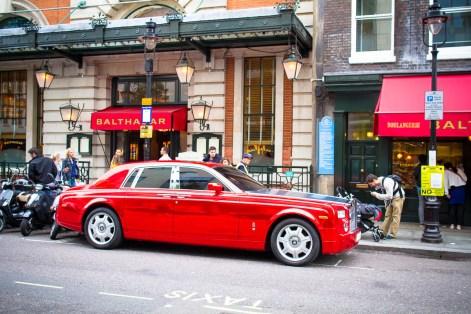 September 2013 Covent Garden, London, UK