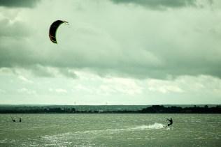 "August 2014, Camping ""Małe Morze"", Hel Peninsula, Pucka Bay, Poland"