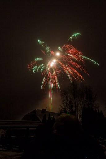 1 January 2015, Karbowo, Poland