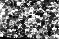 January 2015, Gel Water Balls, London, UK