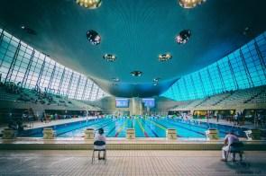 May 2015, London Aquatic Centre, Queen Elizabeth Olympic Park, London, UK