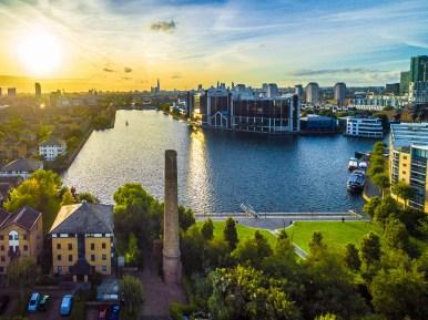 September 2015, Millwall Docks, London, UK