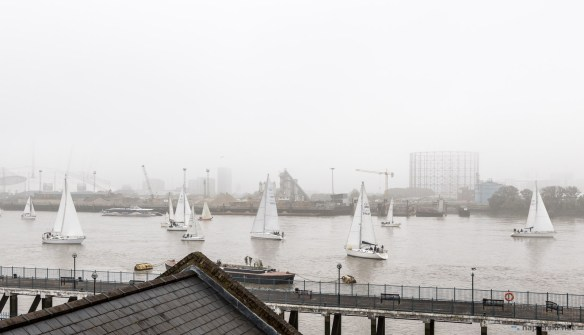 October 2015, River Thames, Isle of Dogs, London, UK