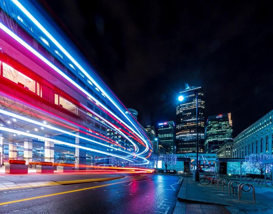 January 2017, Canary Wharf, London, UK