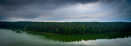 July 2017, Sosno Lake, Brodnica Landscape Park, Poland