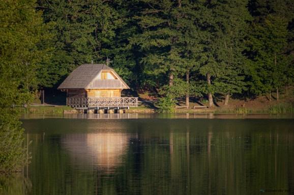 August 2019, Jezero Trakoscan, Croatia