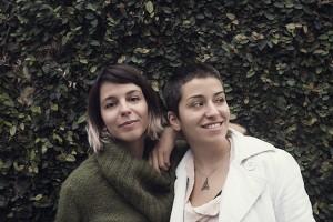 Julia Rodrigues e Letícia Bahia, as idealizadoras do #mamilolivre (Foto: Chris von Ameln)