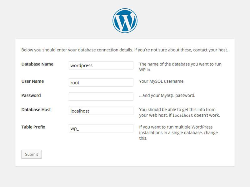 database-step-wordpress-install