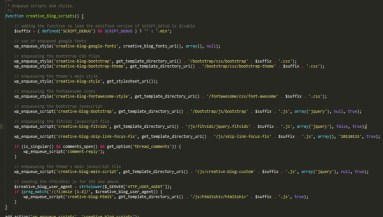 Enqueue JavaScript Files In Header Or Footer In WordPress | NapitWPTech