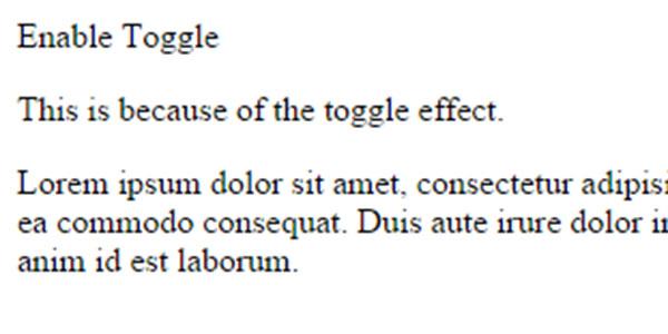 toggle-effect
