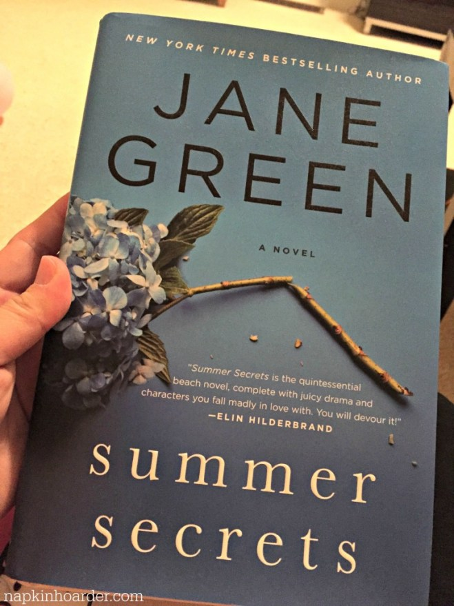 Summer Secrets by Jane Green Review