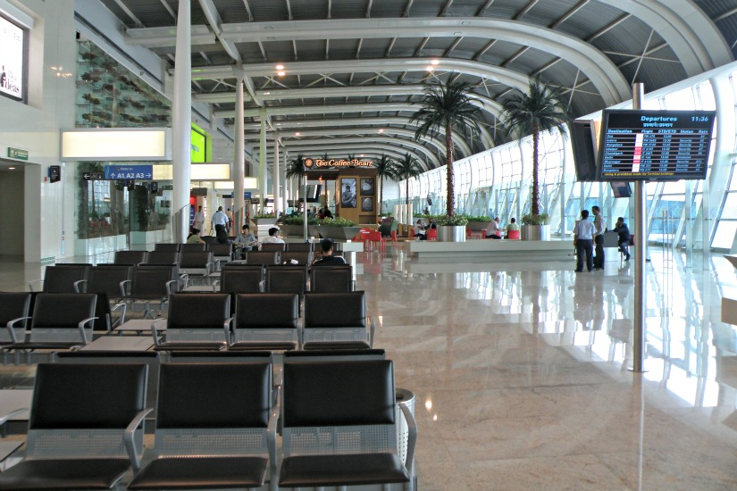 Mumbai airport domestic departure terminal