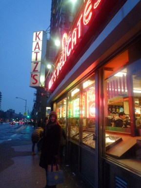 KATZ Deli - my new favourite place!