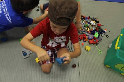 Kids love to spend free time battling BeyBlades!