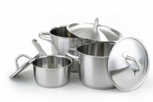 kitchen pots and pans farm sink the most essential for any david critzer stainless steel