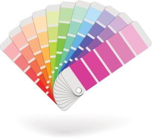 paint color strips