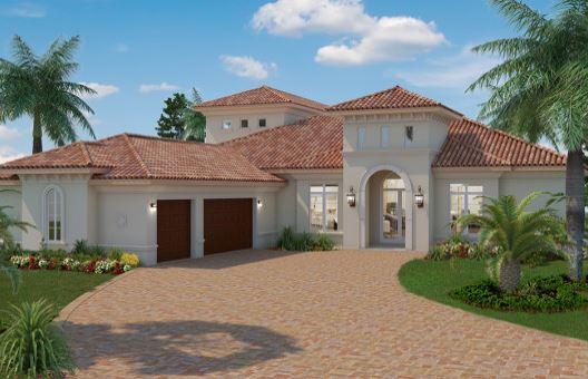 London Bay Homes Southwest Florida home builders