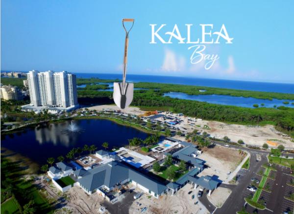 Kalea Bay luxury high-rise community in Naples, Florida