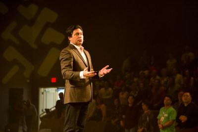 Pastor Paul Foslien