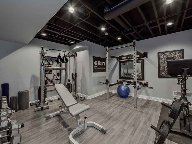 Home Gym Design Consultation from Naples Fitness Inside & Out