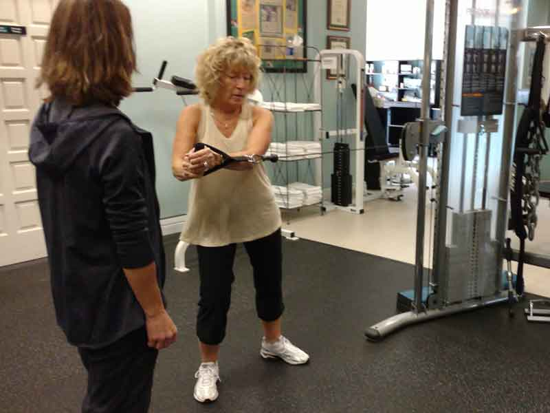Rehab Conditioning Naples Fitness Training