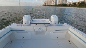 Huge Naples Fishing Charter Space