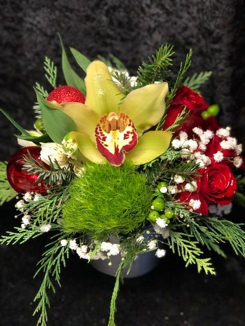 Tis The Seasion Flower Arrangement | Naples FL