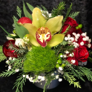 Tis The Seasion Flower Arrangement | Naples FL