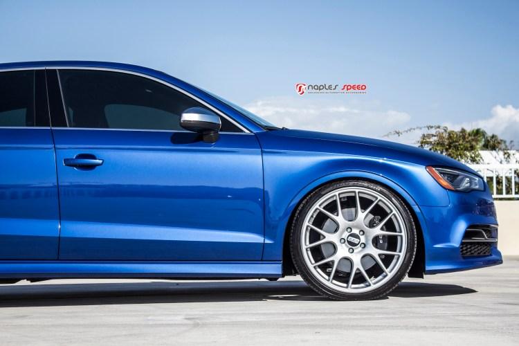 2015 Audi S3 Sepang Blue
