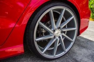 CVT Vossen Wheels
