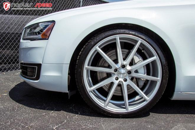 Audi A8 L Vossen VFS1