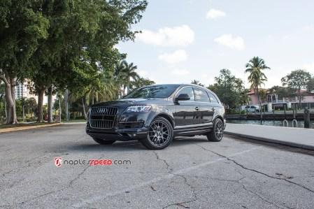 Audi Q7 on BBS Wheels (3)