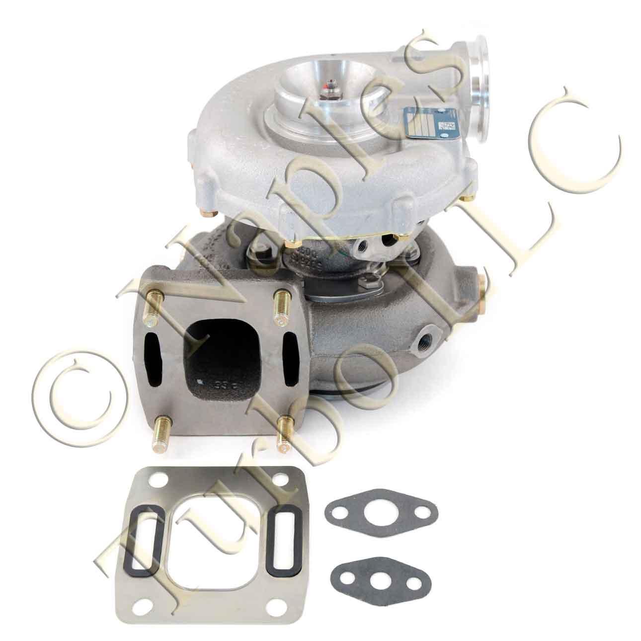 hight resolution of volvo kad32 turbo