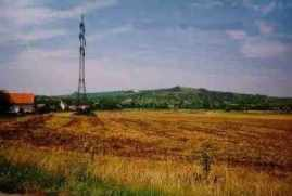 Le Pratzen, vu du sud