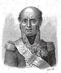 La maréchal Nicolas Davout