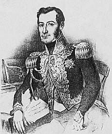 Montholon, Charles Tristan, général et diplomate