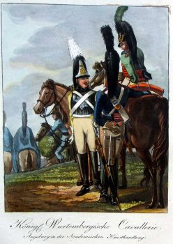 Cavalerie wurtembergeoise (Knötel)