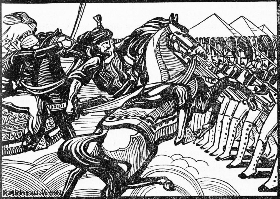 La Bataille des Pyramides (1798)