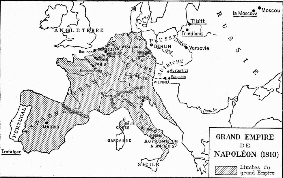 Grand Empire (1810)