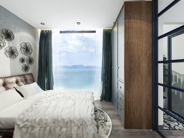Phòng Ngủ 1 Căn Hộ C4