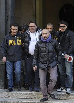 Arrestato Domenico Pagano boss degli scissionisti Video