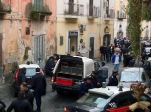 Carabiniere 35enne ucciso a Maddaloni in un tentativo di rapina in gioielleria
