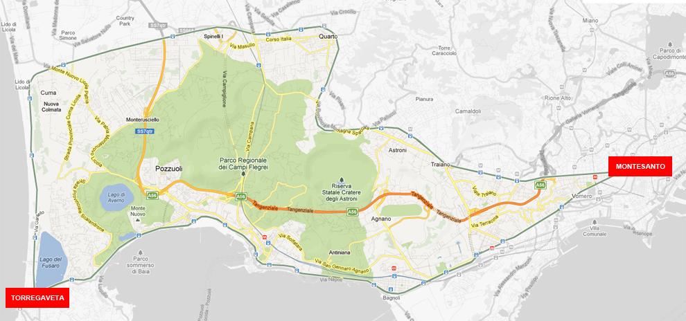 Cumana e Circumflegrea la mappa del disagio  Napoli