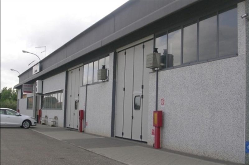Serramenti e Infissi Alluminio uso Industriale  Napolinfissi