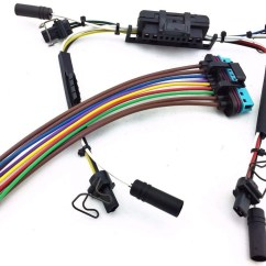 Glow Plug Wiring Diagram 6 9 Mtd Solenoid 97 03 Ford F 250 350 F250 F350 Plugs And Injector