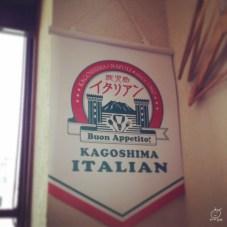 鹿児島とナポリは姉妹都市。
