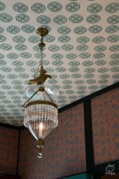 照明とか壁とか洒落てて、初めて見た日本人はビックリしただろな~。