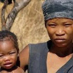 SAN-PEOPLE-mother-and-child