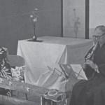 Kuniko Miyagi With with her husband Mr. Miyagi