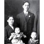 與右衛門、最初の家族写真_web2